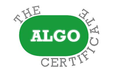 Algo-Certificate