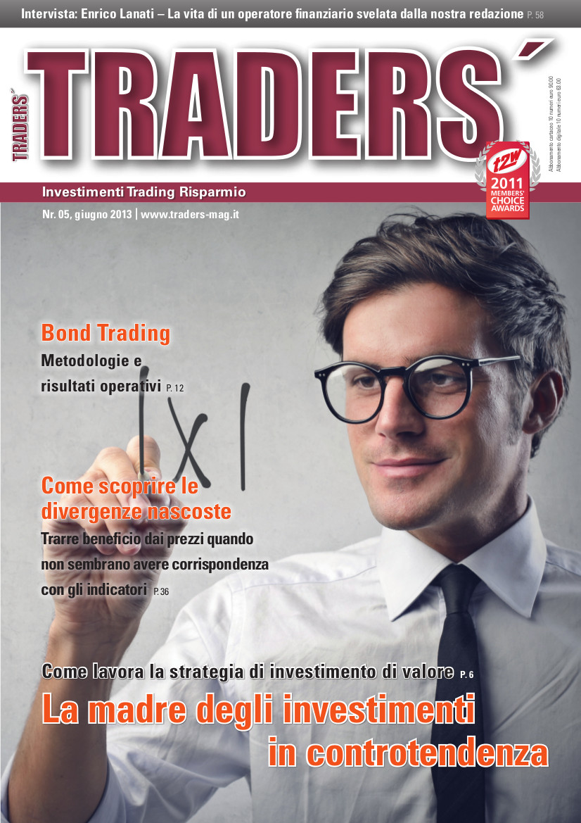 Futures and options trader magazine
